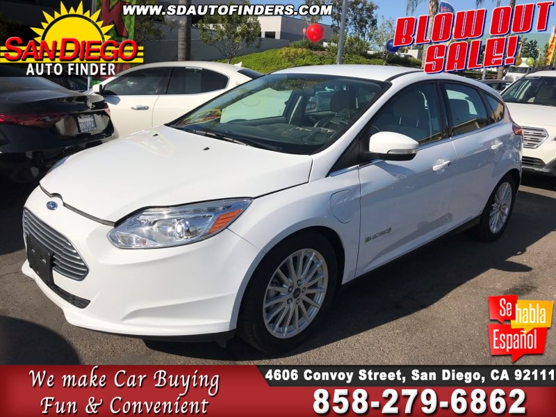 3k In Miles >> Sold 2017 Ford Focus Electric Only 3k Miles Hatch Back 1 Owner
