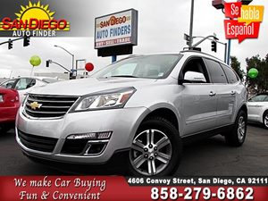 View 2016 Chevrolet Traverse LT, 1 OWNER, CLEAN CARFAX