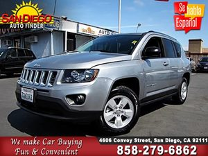 View 2015 Jeep Compass,Sport, 1 OWNER, LOW MILES,