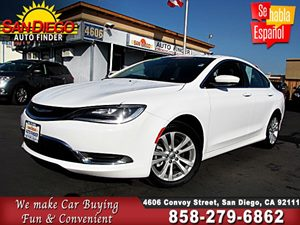 View 2015 Chrysler 200, LIMITED