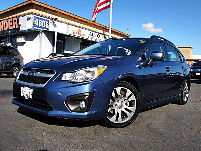Sold 2013 Subaru Impreza Wagon20i Sport Limiteddvdloaded 1