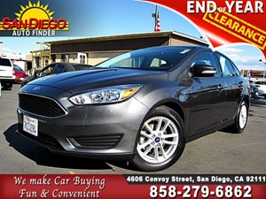 View 2015 Ford Focus SE, 1 OWNER, SUPER NICE