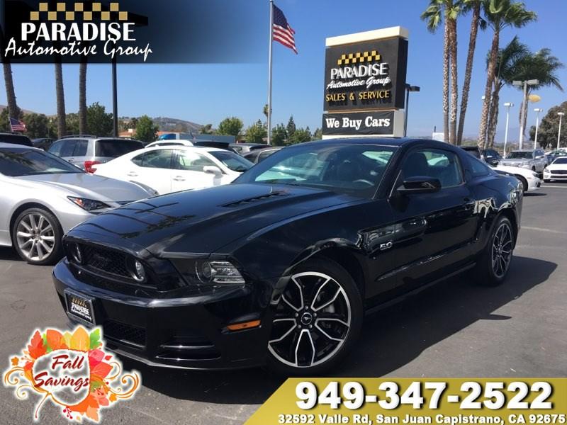 View 2014 Ford Mustang & Paradise Automotive Group - Used cars in San Juan Capistrano ... markmcfarlin.com