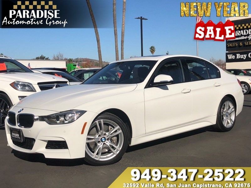 Sold BMW Series I MSportTech Package In San Juan Capistrano - Bmw 3 series 2014 price