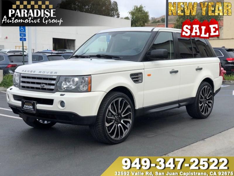 Sold 2007 Land Rover Range Rover Sport SC in San Juan Capistrano