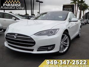 View 2015 Tesla Model S