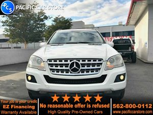 View 2010 Mercedes-Benz ML 350