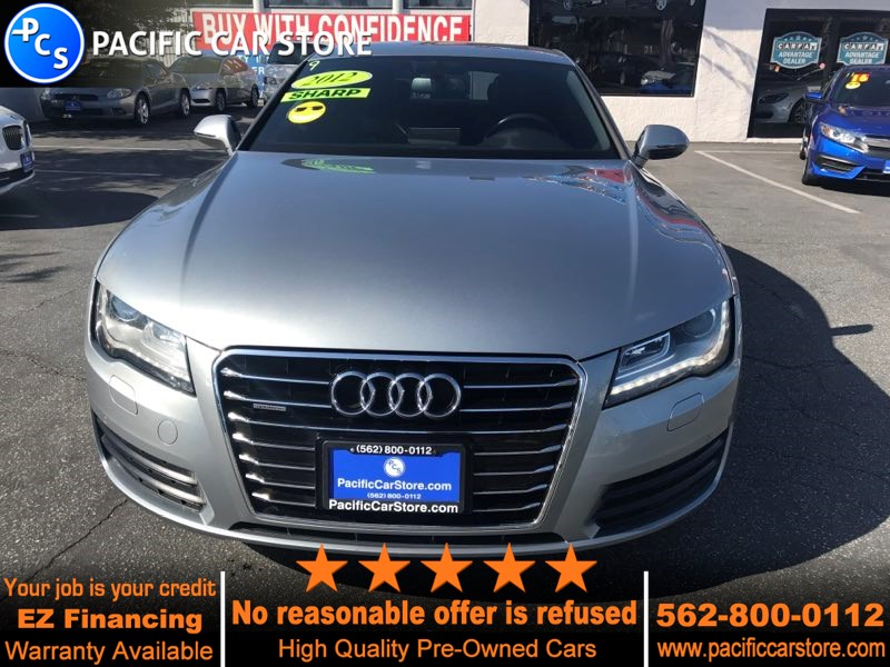 Sold Audi A Premium Plus In Long Beach - Audi a7 invoice price