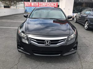 View 2011 Honda Accord Cpe