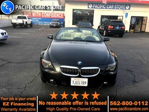 View 2006 BMW 6 Series