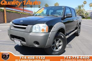 View 2002 Nissan Frontier 2WD