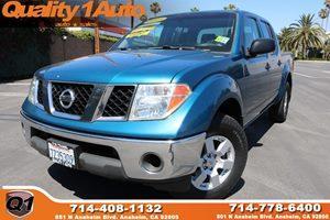View 2005 Nissan Frontier 2WD