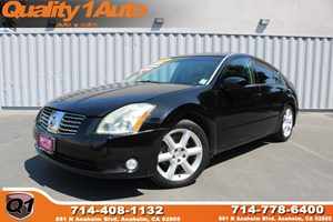 View 2006 Nissan Maxima