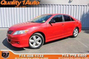 View 2010 Toyota Camry