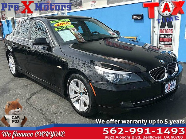Sold BMW Series I In Bellflower - 2010 bmw price