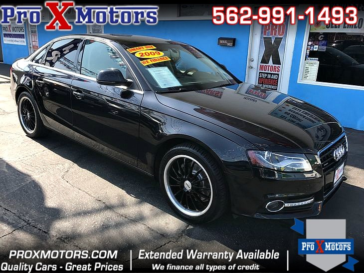 Used 2009 Audi A4 for sale - Pricing