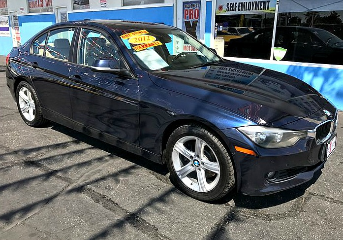 Sold BMW Series I In Bellflower - 2012 bmw 328i price