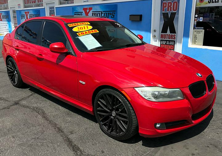 Sold 2011 Bmw 3 Series 328i In Bellflower