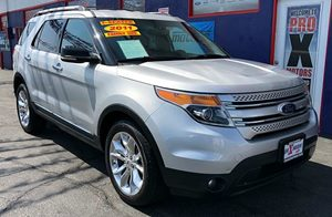 View 2012 Ford Explorer