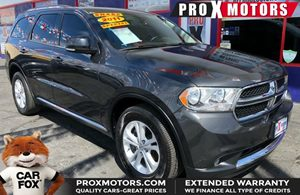 View 2011 Dodge Durango