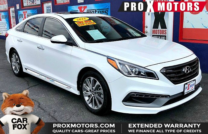 Hyundai Extended Warranty >> Sold 2016 Hyundai Sonata 2 4l Sport In Bellflower
