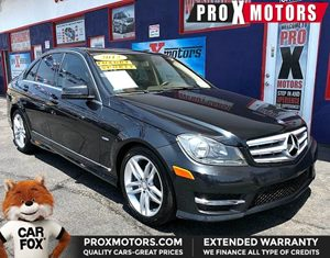 View 2012 Mercedes-Benz C 250