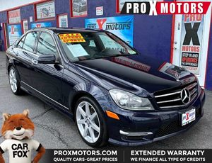 View 2014 Mercedes-Benz C 300