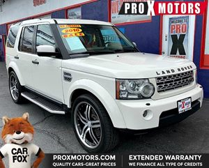 View 2010 Land Rover LR4