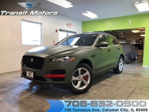 View 2017 Jaguar F-PACE