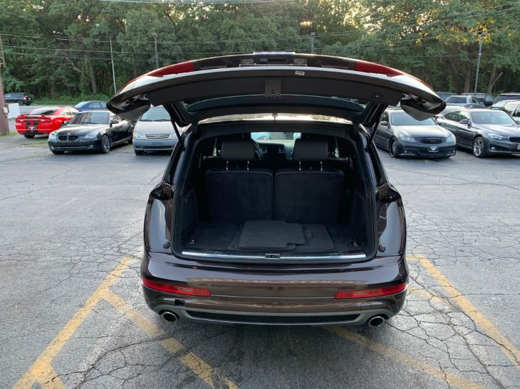 2011 Audi Q7 3 0L TDI Prestige - Transit Motors