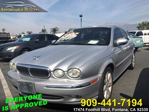 View 2003 Jaguar X-TYPE