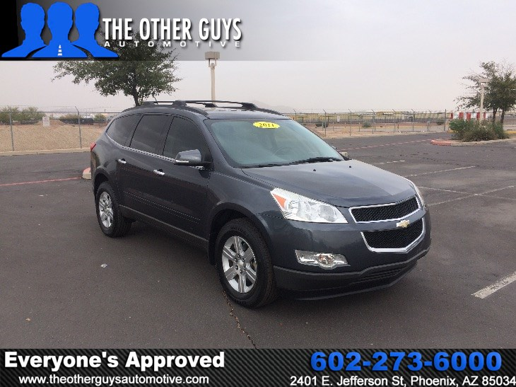 Sold Chevrolet Traverse LT WLT In Phoenix - Chevrolet traverse invoice price