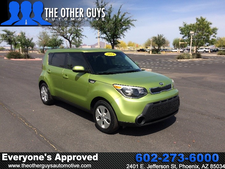 Sold 2014 kia soul base in phoenix featured sciox Choice Image