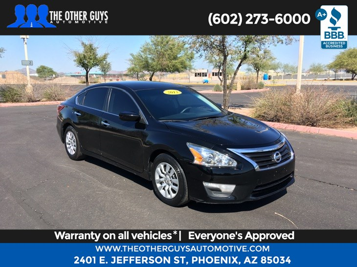 Fine Sold 2013 Nissan Altima 2 5 S In Phoenix Wiring Cloud Oideiuggs Outletorg