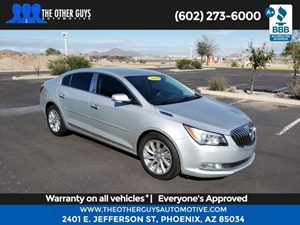 View 2014 Buick LaCrosse