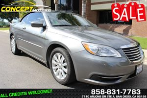 View 2012 Chrysler 200~TOURING EDITION~LOW MILES ONLY 63k~BLACK