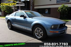 View 2005 Ford Mustang~1 OWNER CARFAX~5 SPEED MANUAL