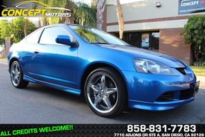 View 2006 Acura RSX~Type-S~ULTRA LOW MILES~6 SPEED M/T~