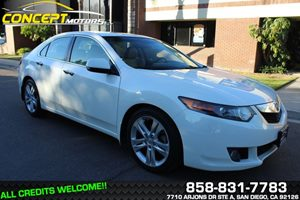 View 2010 Acura TSX