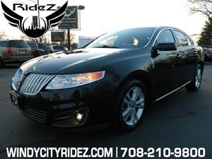View 2009 Lincoln MKS