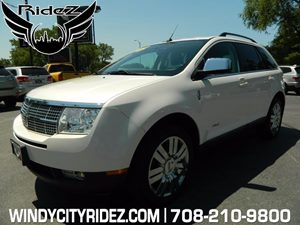 View 2008 Lincoln MKX