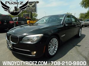 View 2009 BMW 7 Series