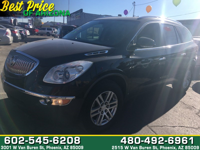 Used 2008 buick enclave cx in phoenix featured sciox Image collections
