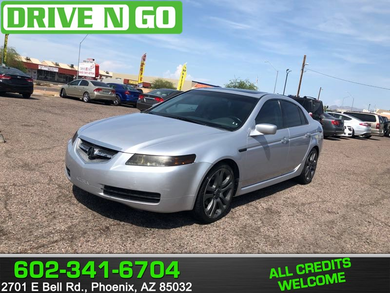 Used Acura TL For Sale In Phoenix AZ Drive N Go - Used 2005 acura tl