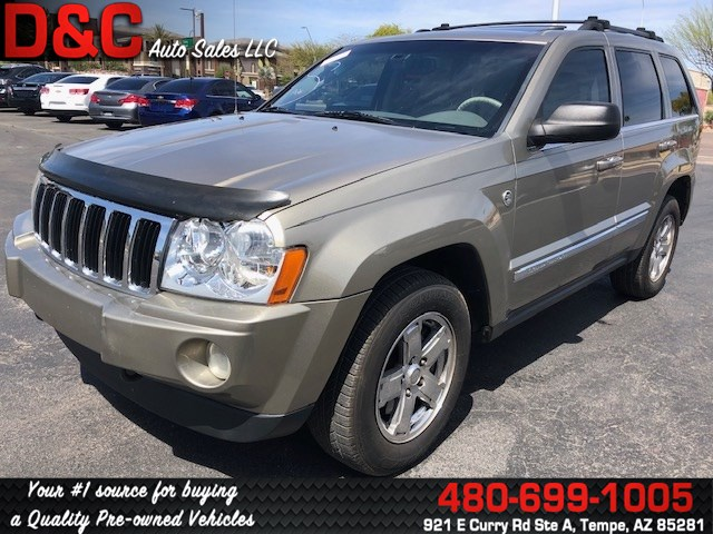 2005 Jeep Grand Cherokee Limited Sport Utility 4D