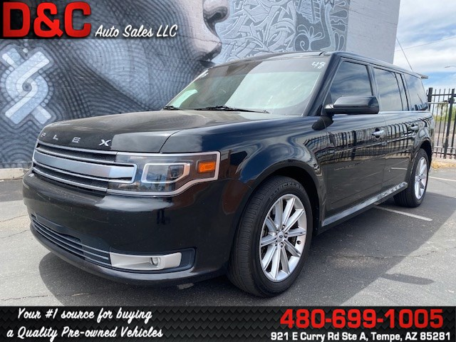 2014 Ford Flex Limited Sport Utility 4D