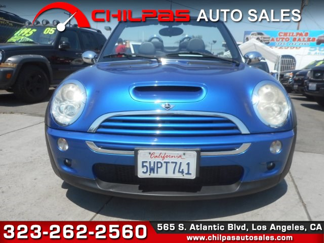 Sold 2006 Mini Cooper Convertible S In Los Angeles