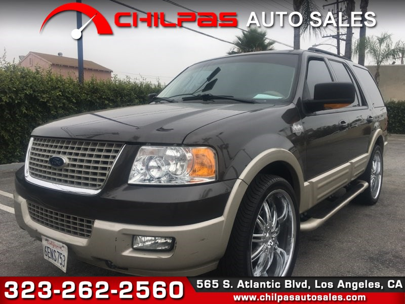 2005 Ford Expedition Eddie Bauer >> Sold 2005 Ford Expedition Eddie Bauer In Los Angeles