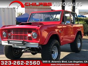 View 1968 Ford Bronco
