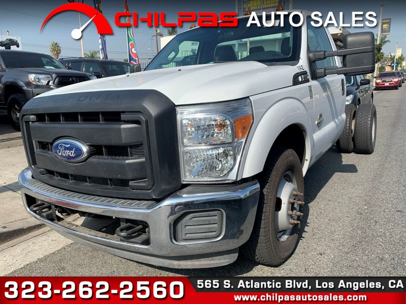 2011 Ford Super Duty F-350 DRW XL